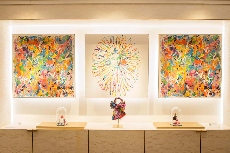 guerlain exposition art contemporain agence community culture société territoire ingénierie culturelle