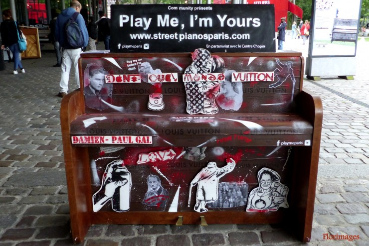 PLAY ME I'M YOURS 2016